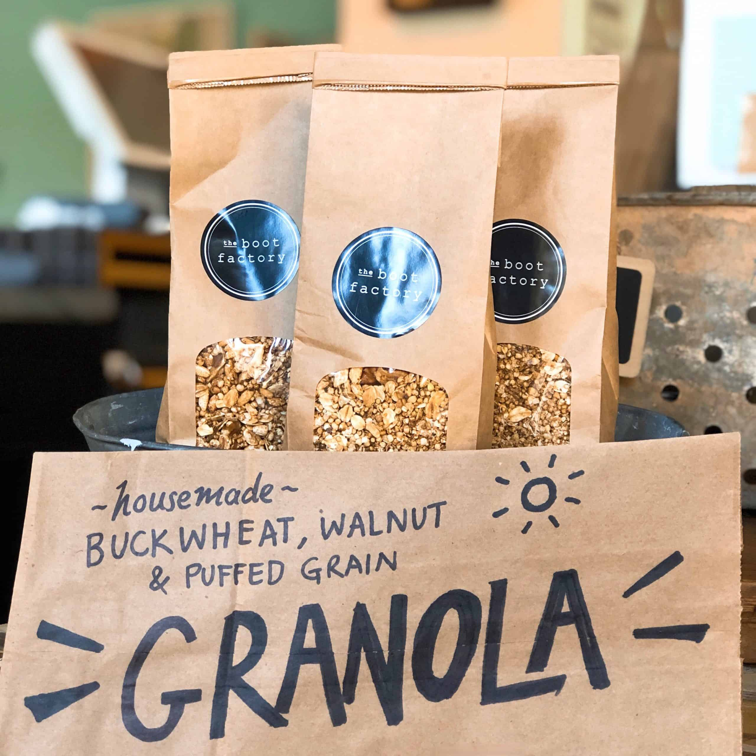 Housemade Granola